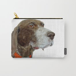 Anja the German Shorthair Pointer Carry-All Pouch