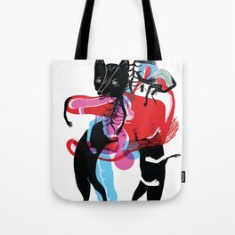 Dogs Heart Tote Bag