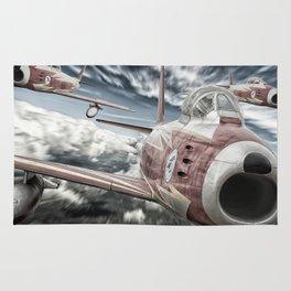 ASCUA aerobatic team Rug
