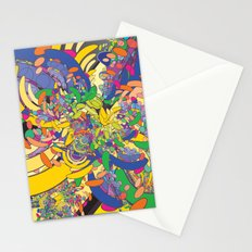 geçişler Stationery Cards