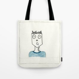 Zombie (Things to Punch) Tote Bag