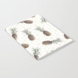 Raining Pineapples Notebook