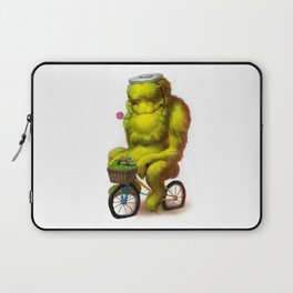 Bike Monster 1 Laptop Sleeve