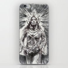Queen Bey iPhone & iPod Skin