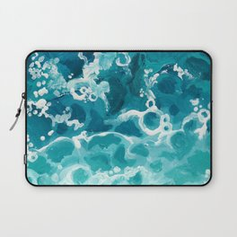 wild waters Laptop Sleeve