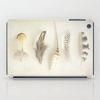 feather iPad Cases featuring Feather by Pure Nature Photos