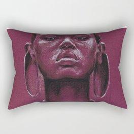 Gorgeous african Rectangular Pillow