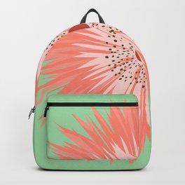 Vector Flower 110 Graphic Art Print Backpack