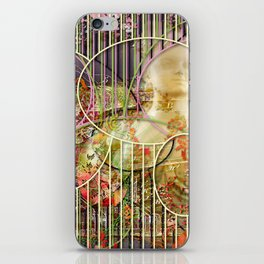 The Relative Frequency of the Causes of Breakage of Plate Glass Windows iPhone Skin