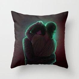 Reylo - Embrace Throw Pillow