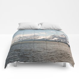 The Tetons  Comforters