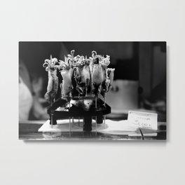Calamares (Boqueria, Barcelona) Metal Print