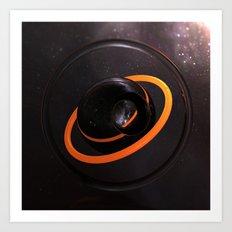 1/100 - Halo Art Print