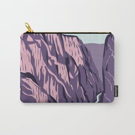 Black Canyon of Gunnison National Park Carry-All Pouch