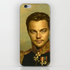 Leonardo Dicaprio - replaceface iPhone Skin