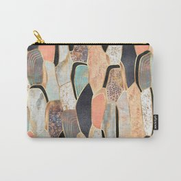 Pretty Stone 1 Carry-All Pouch