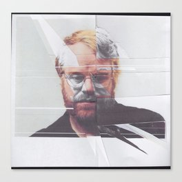 Philip Seymour Hoffman 1967-2014 Canvas Print
