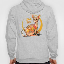 Yakuza Cat Hoody