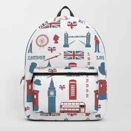 I love London Backpack