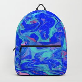 Paint Pouring 31 Backpack