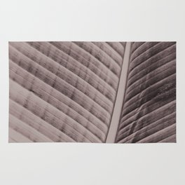 Palm Frond Veins Rug