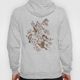 Too many birds Hoody