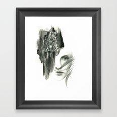 Zodiac - scorpio Framed Art Print