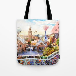 matte painting tote bags society6