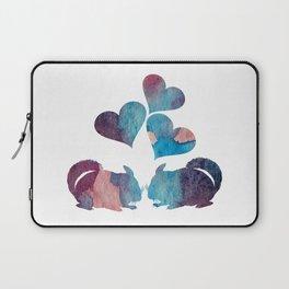Chinchilla Love Art Laptop Sleeve