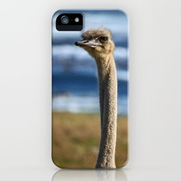 southafrica ... long neck iPhone Case