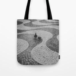 Lisbon Walkers Tote Bag