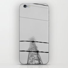 prison planet iPhone & iPod Skin