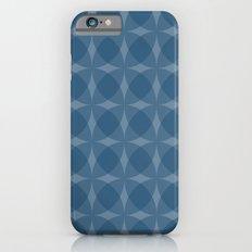 denuti (blue) iPhone 6s Slim Case