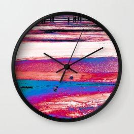FROSTY FUN Wall Clock