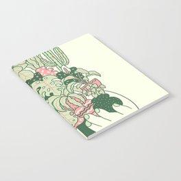 Plants Club (boy) Notebook