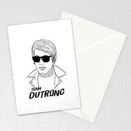 TEAM DUTRONC Stationery Cards
