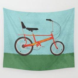 Chopper Bike Wall Tapestry