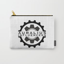 Auralius Influencer Gear Logo 004 Carry-All Pouch