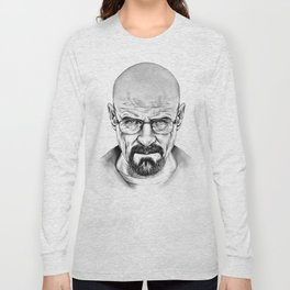 Walter White Long Sleeve T-shirt
