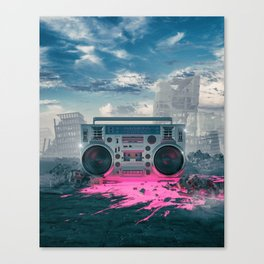 APOCALYPSE FRESH (everyday 11.01.17) Canvas Print