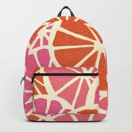 Grapefruit slices Backpack