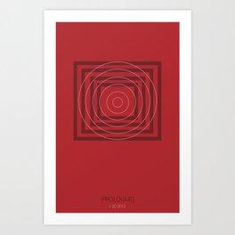 Prologue  Art Print
