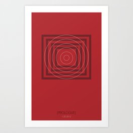 Prologue  Art Print
