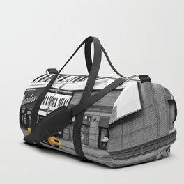 NYC - Yellow Cabs - Musical Duffle Bag