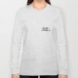 Surfer Gnarly Long Sleeve T-shirt