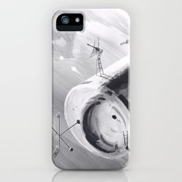 1749. Proposed USAF Manned Orbiting Laboratory iPhone Case