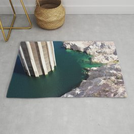 Hoover Dam - Lake Mead Rug
