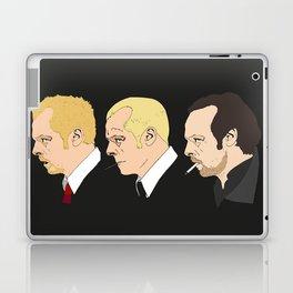 Simon Pegg - Hot Fuzz. Laptop & iPad Skin