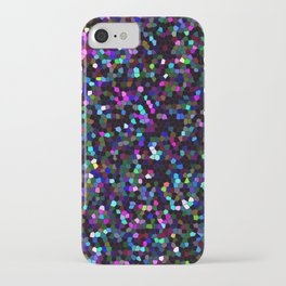 Mosaic Glitter Texture G45 iPhone Case