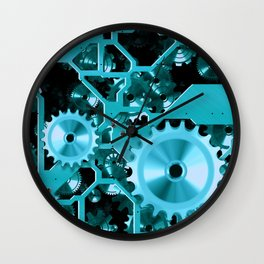 Like Clockwork Wall Clock